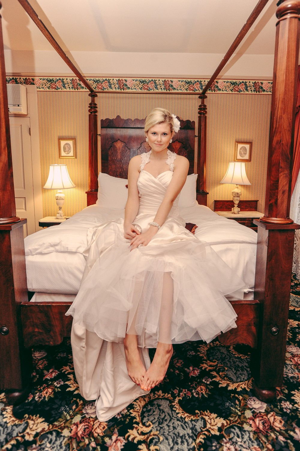 Bustle Bridal Gowns 283