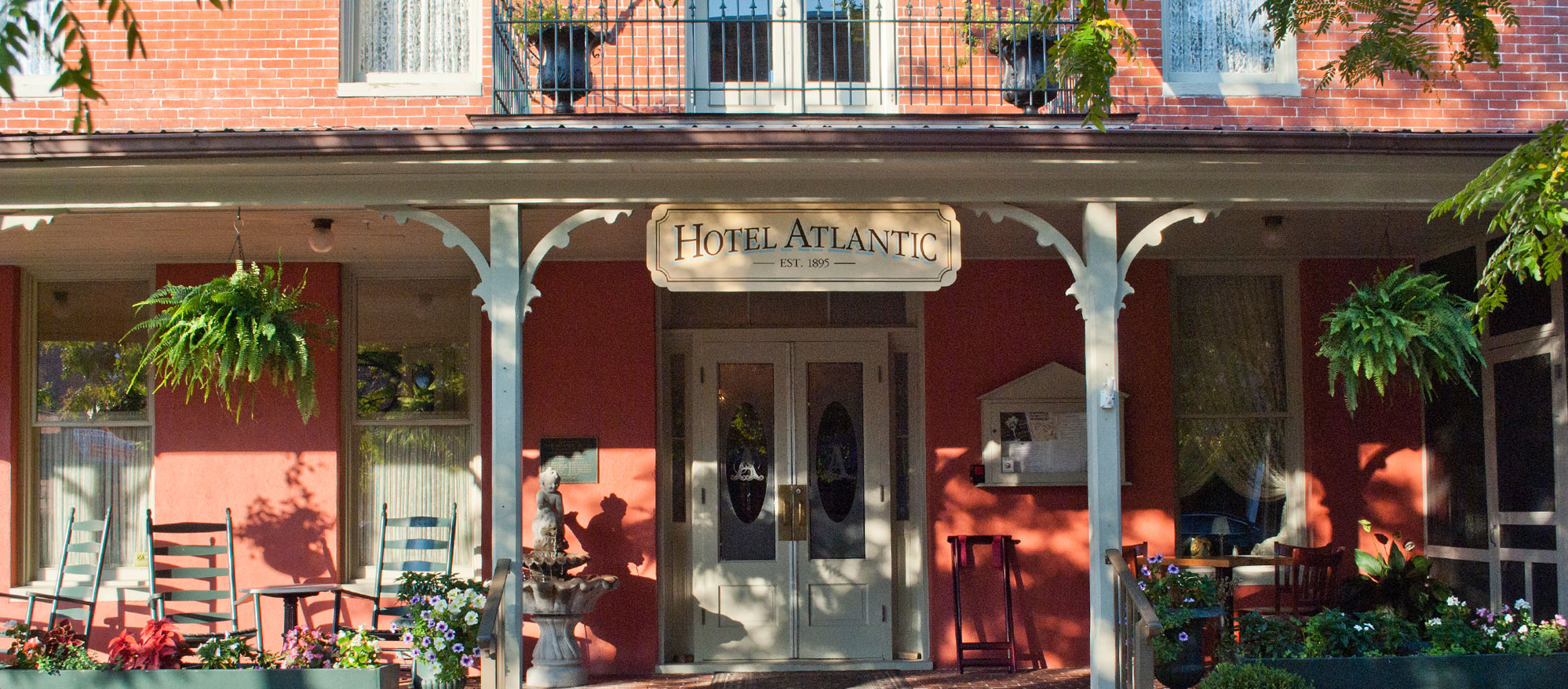 Celebrating 120th Anniversary at the Atlantic Hotel