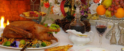 Thanksgiving Package at the Atlantic Hotel